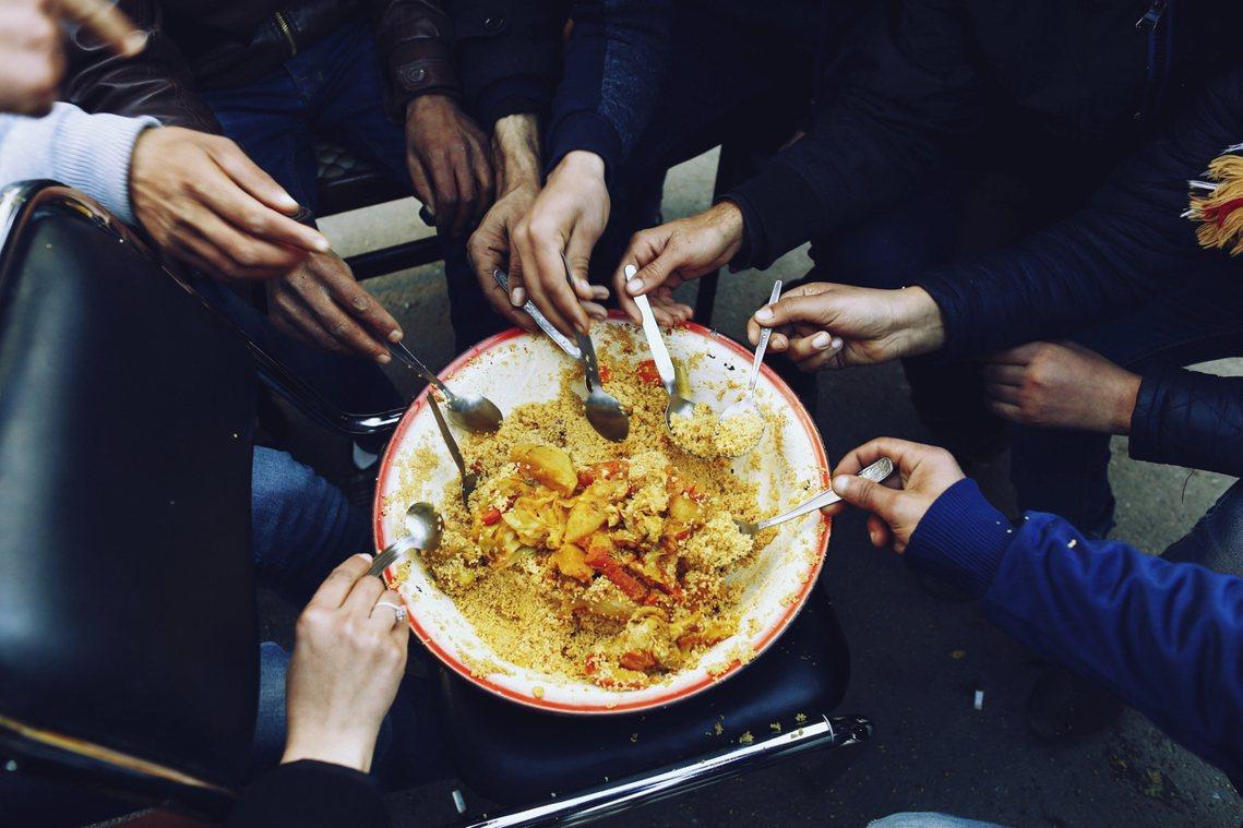 資料圖片:突尼西亞的代表料理,庫斯庫斯(couscous)。 圖/美聯社