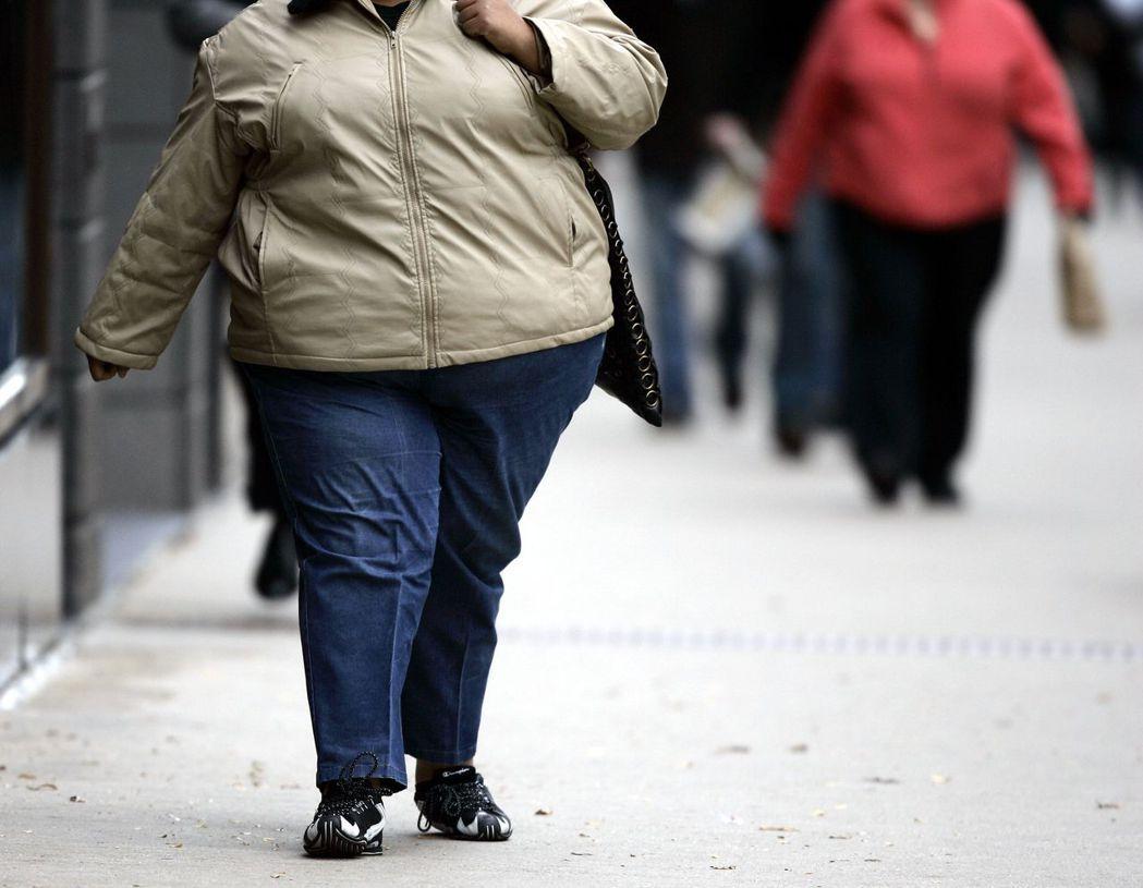 根據一份新的研究報告,現今全球每10人即有1人以上有肥胖問題。法新社