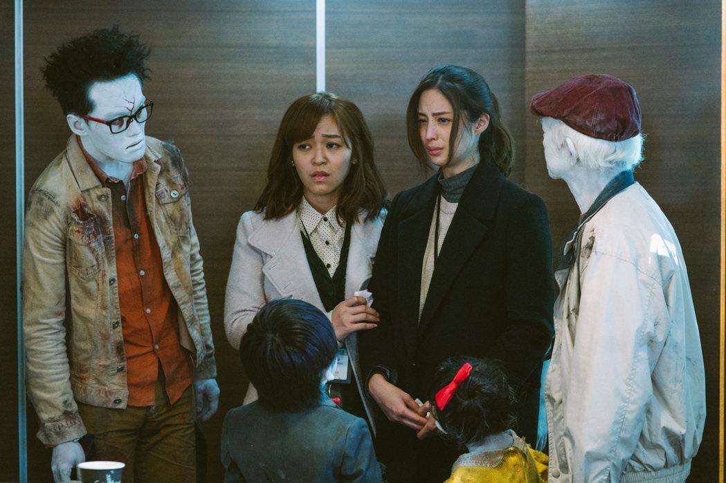 「夢裡的一千道牆」是「植劇場」中的靈異恐怖系列之一。圖/公視提供