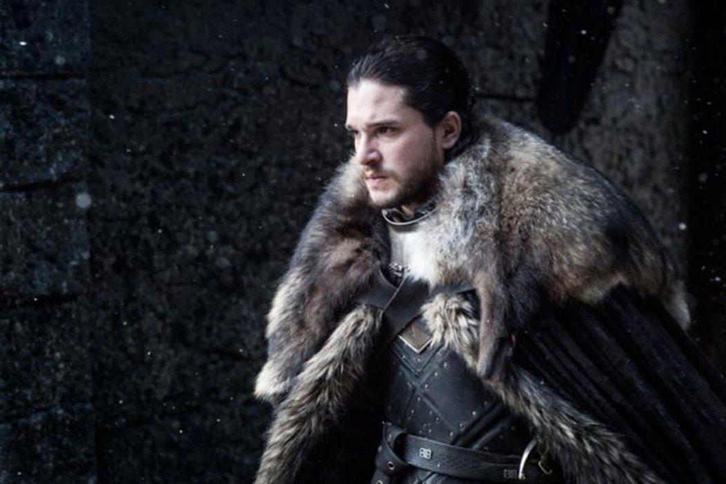 登上北境之王寶座的瓊恩雪諾,面臨新考驗。圖/HBO提供