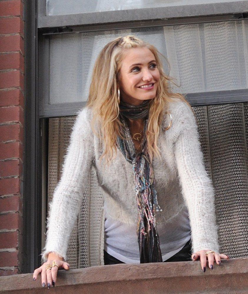 卡麥蓉狄亞茲在「安妮」演出被影評抨擊,休息快3年沒拍新電影。圖/摘自imdb