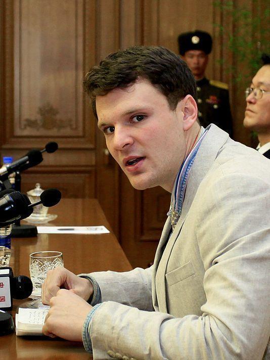 美國國務卿提勒森13日在參議院外委會聽證會上表示,北韓已釋放美國學生沃恩比爾(O...