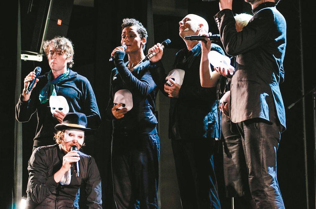 由聯合數位文創主辦的百老匯經典音樂劇《芝加哥》、《人聲病毒—美聲蔓延》德國阿卡貝...