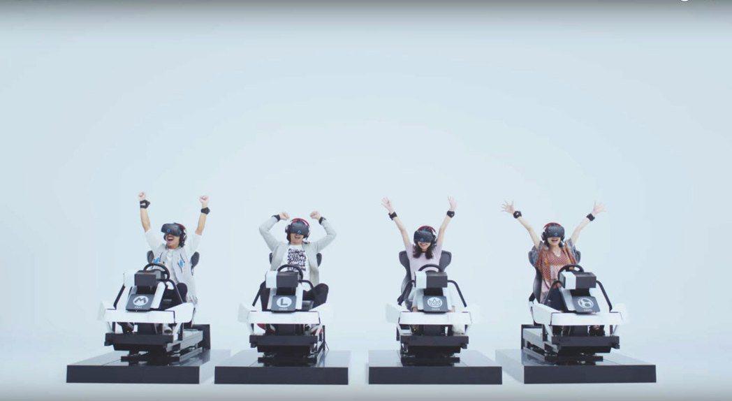 宏達電與日本萬代南夢宮娛樂合作,推出虛擬實境VR樂園VR ZONE SHINJU...