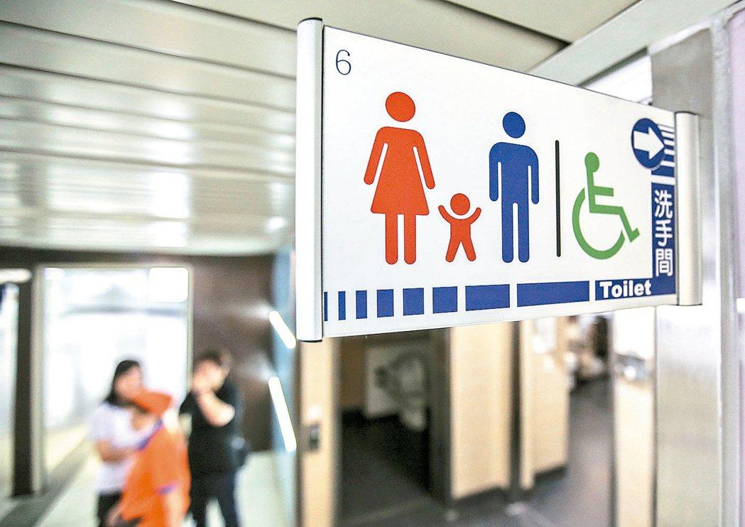 翻轉公廁必須先找到問題,才能提升台灣公廁的使用文化。 記者楊萬雲/攝影