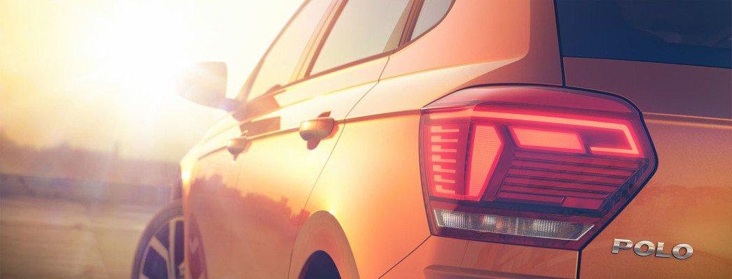 全新第六代Volkswagen POLO。圖/Volkswagen提供