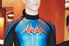 Video/Sheico,the empire of diving suits that captures 60% of global market