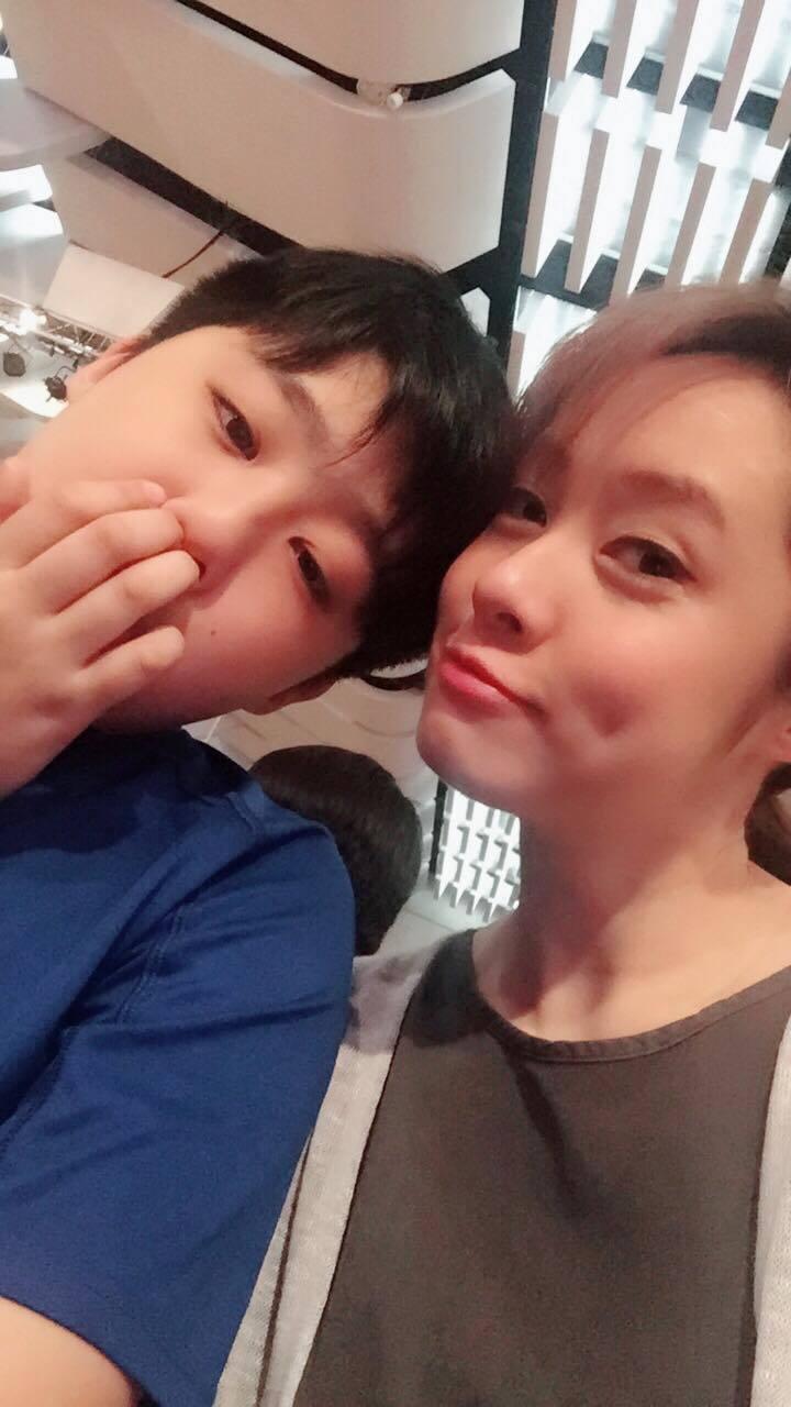 37歲的洪百榕上月底宣布喜懷第三胎。 圖/擷自臉書。