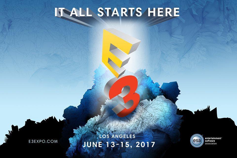 E3 2017。圖取自E3粉專