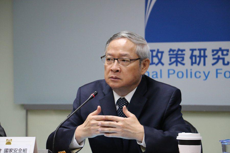國民黨立委林郁方指出,國際上與中國的建交公報都已載明「台灣是中國不可分割的一部分...