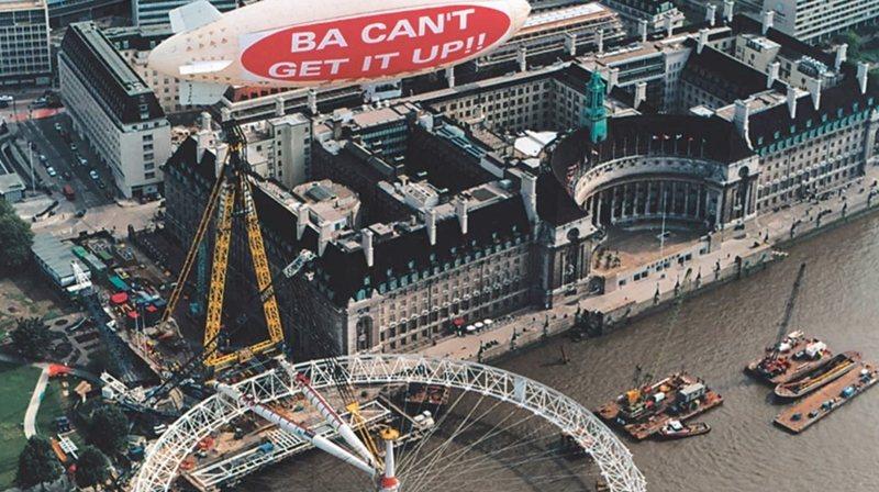 倫敦眼在2000年3月9日正式對外開放營業。 (來源:https://www.r...
