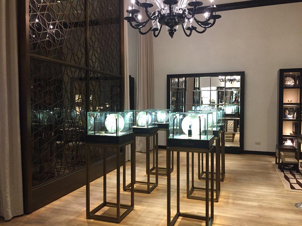 台灣搶先全球舉辦「江詩丹頓收藏家系列骨董時計展售」,開展第二天就賣出一只懷表,證...