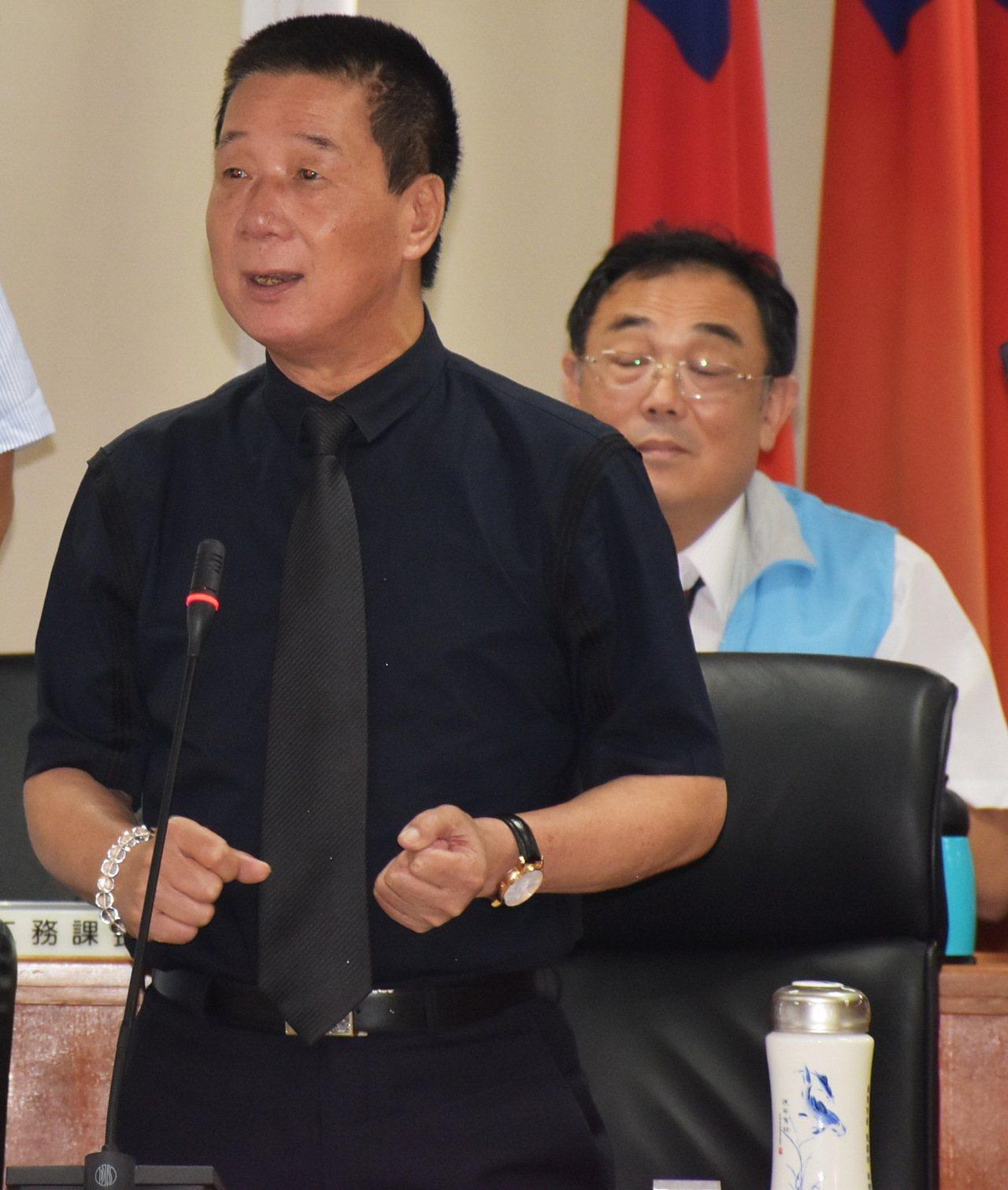 台東市張國洲。聯合報系記者羅紹平/攝影