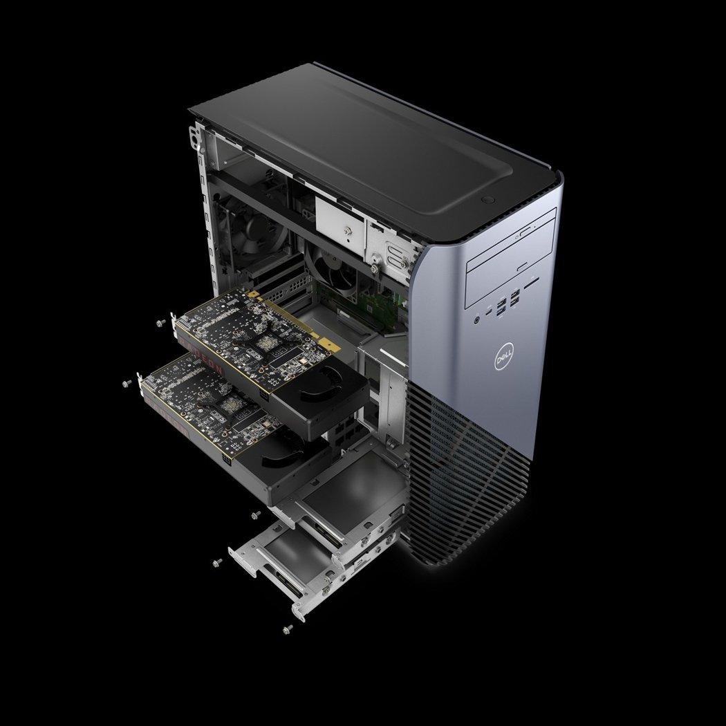 Dell Inspiron遊戲專用桌上型電腦。圖/戴爾提供