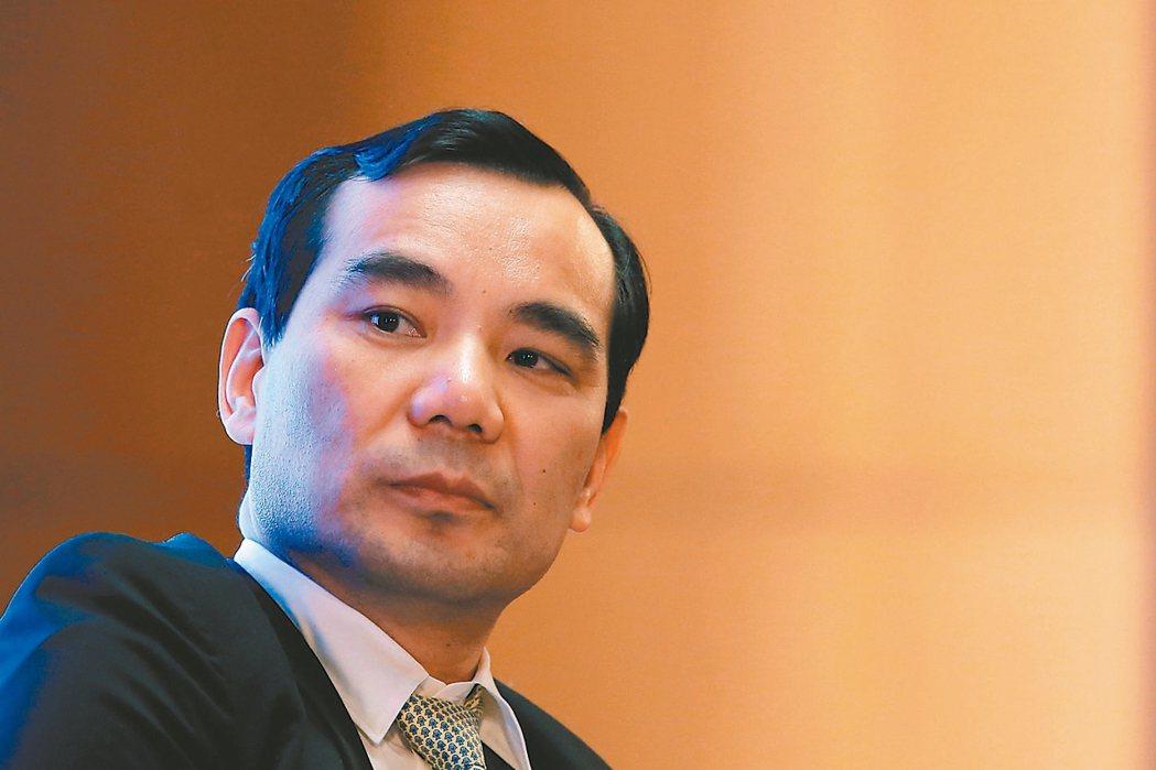 安邦保險集團董事長吳小暉 路透