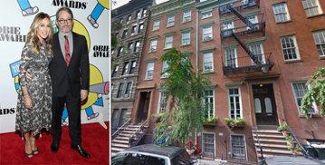 演紅「慾望城市」的女星莎拉潔西卡派克,依舊鍾情紐約!她和夫婿、A咖明星馬修柏德利將在曼哈頓都市叢林裡建造近乎1/3足球場大小的超級豪宅,引來不少人側目。莎拉潔西卡派克(Sarah Jessica P...