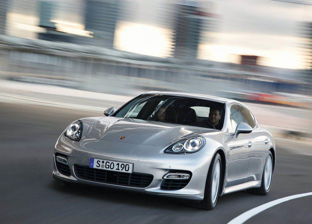 Porsche Panamera。圖/Porsche提供