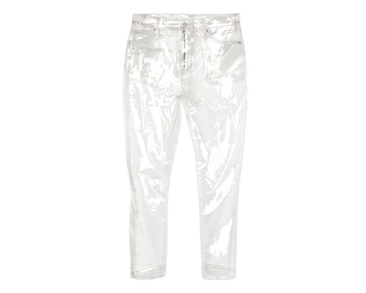 Topshop透明褲一度引發熱議。圖/擷自topshop