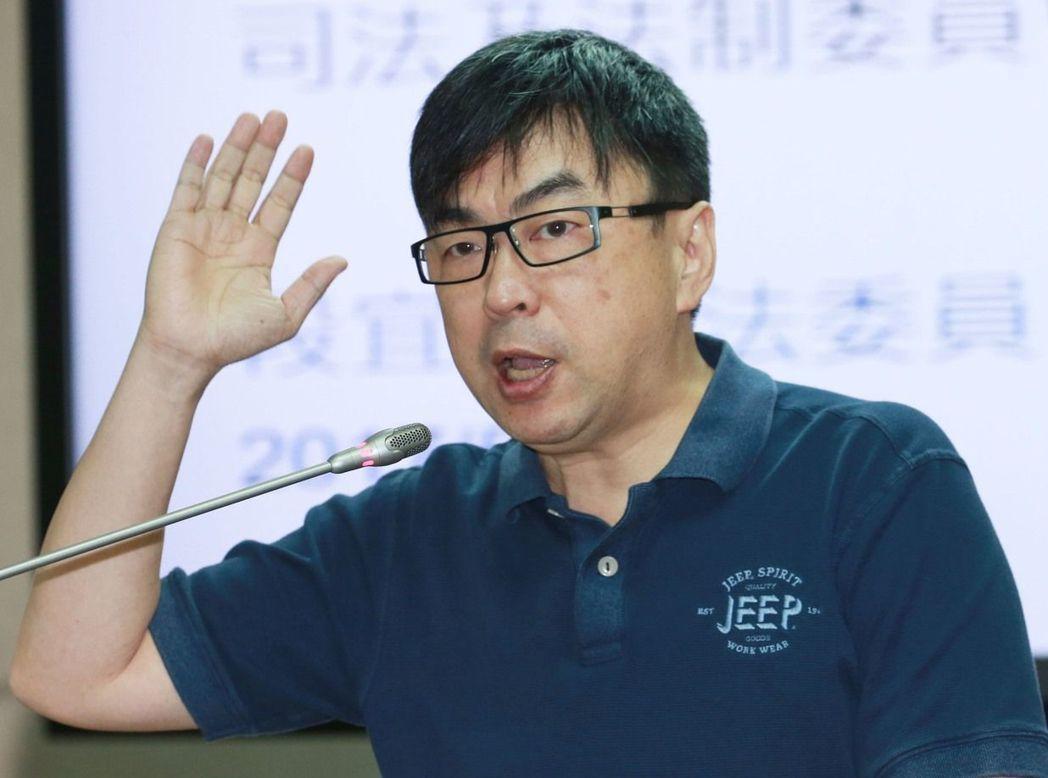 民進黨立委段宜康。 圖/聯合報系資料照