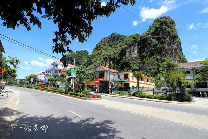 鄰近國家公園有不少民宿。 攝影/賴勳毅