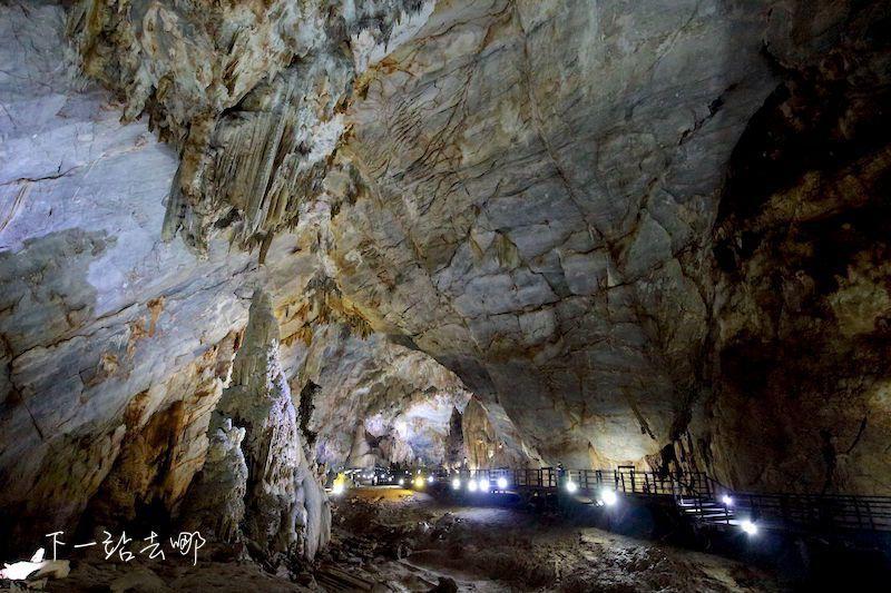 天堂洞(Paradise cave)。 攝影/賴勳毅