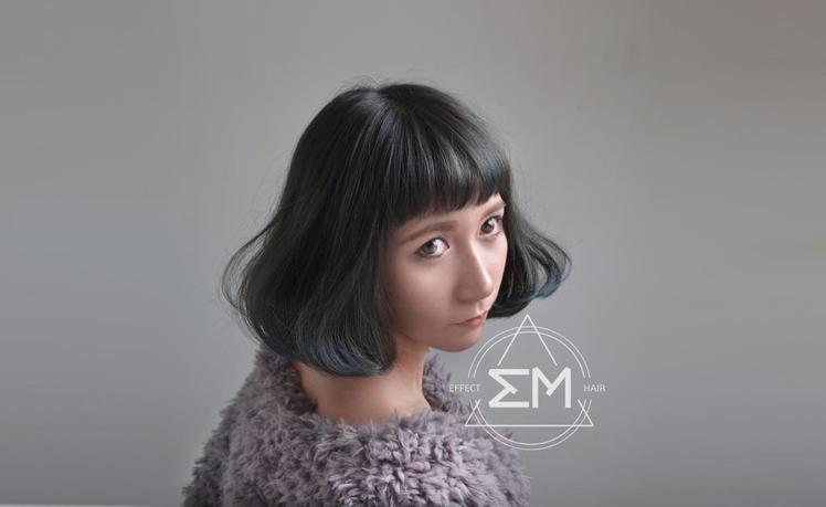 髮型創作/E.M hair studio•茉笛 - Ivy Yin 。圖/Hai...