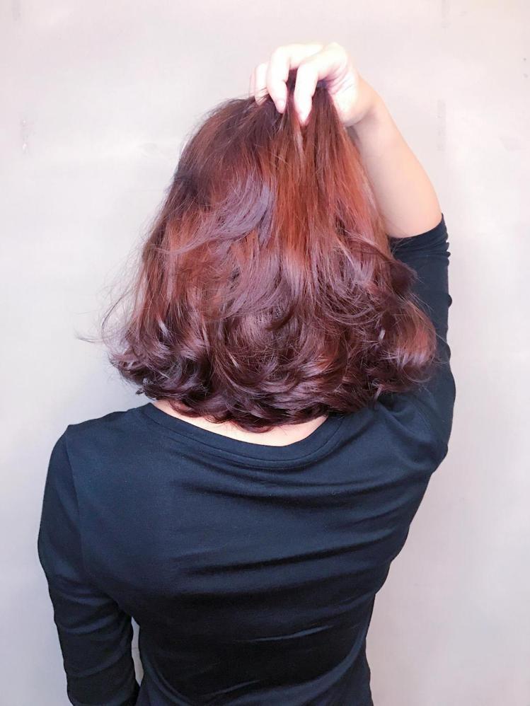 髮型創作/Ray髮藝美甲沙龍旗艦館 - Ziv Zhan。圖/HairMap美髮...