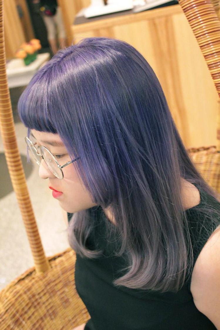 髮型創作/DOS Hair Salon(玥汰髮藝) - A-SA 。圖/Hai...