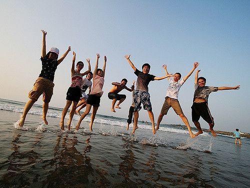 白沙灣。(Flickr Peilun Hsu授權)