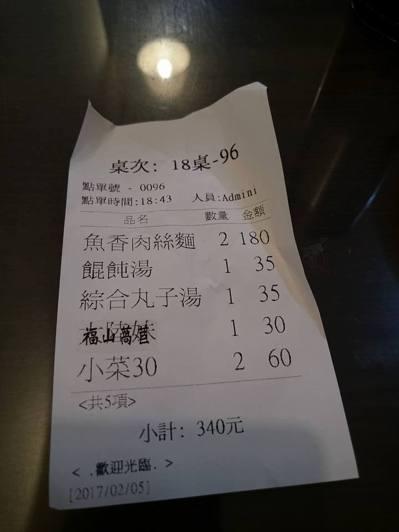 北藝大研究生曾品璇發起「用『點菜』終止歧視」運動,把學生餐廳自助餐店的「大陸妹」...