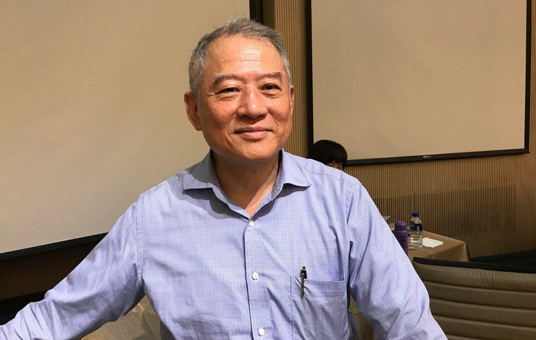 宏普董事長段津華。記者游智文/攝影
