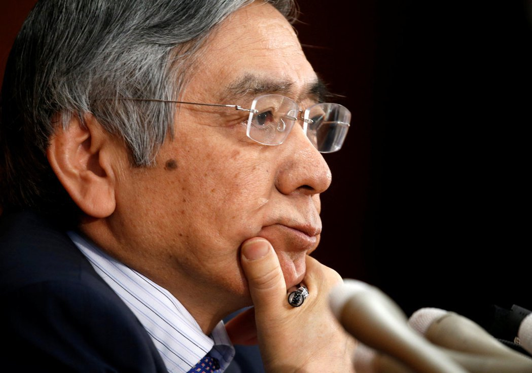 日本銀行今天召開為期兩天的決策會議,市場認為,日銀可能改變購債目標。(圖/路透)