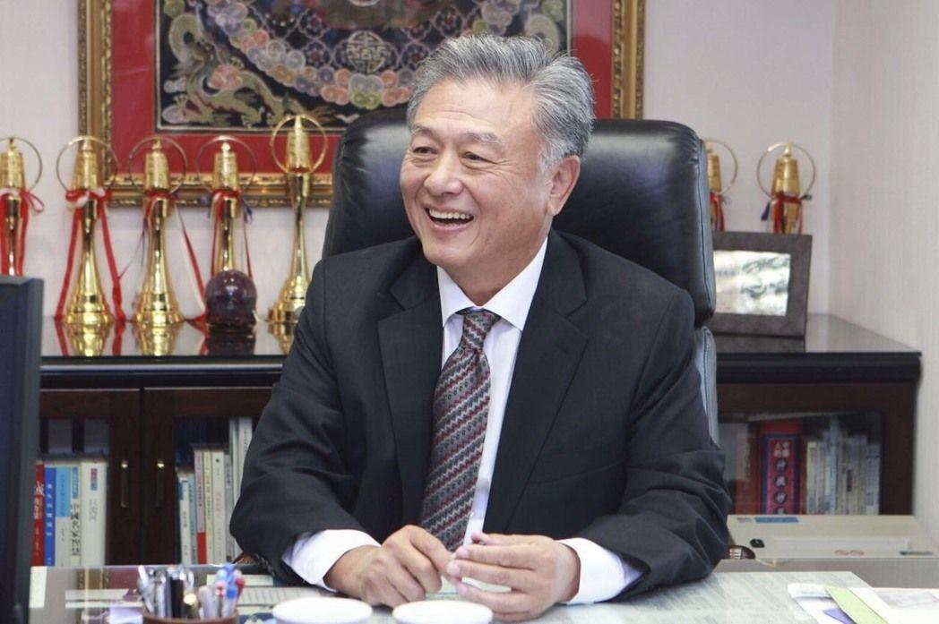 陳剛信目前轉戰TVBS擔任副董事長。圖/資料照