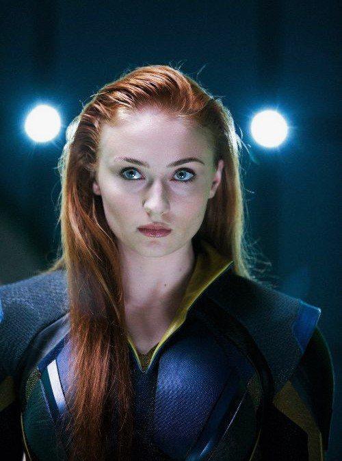 蘇菲透納在「X戰警」新續集將成為中心主角。圖/摘自imdb
