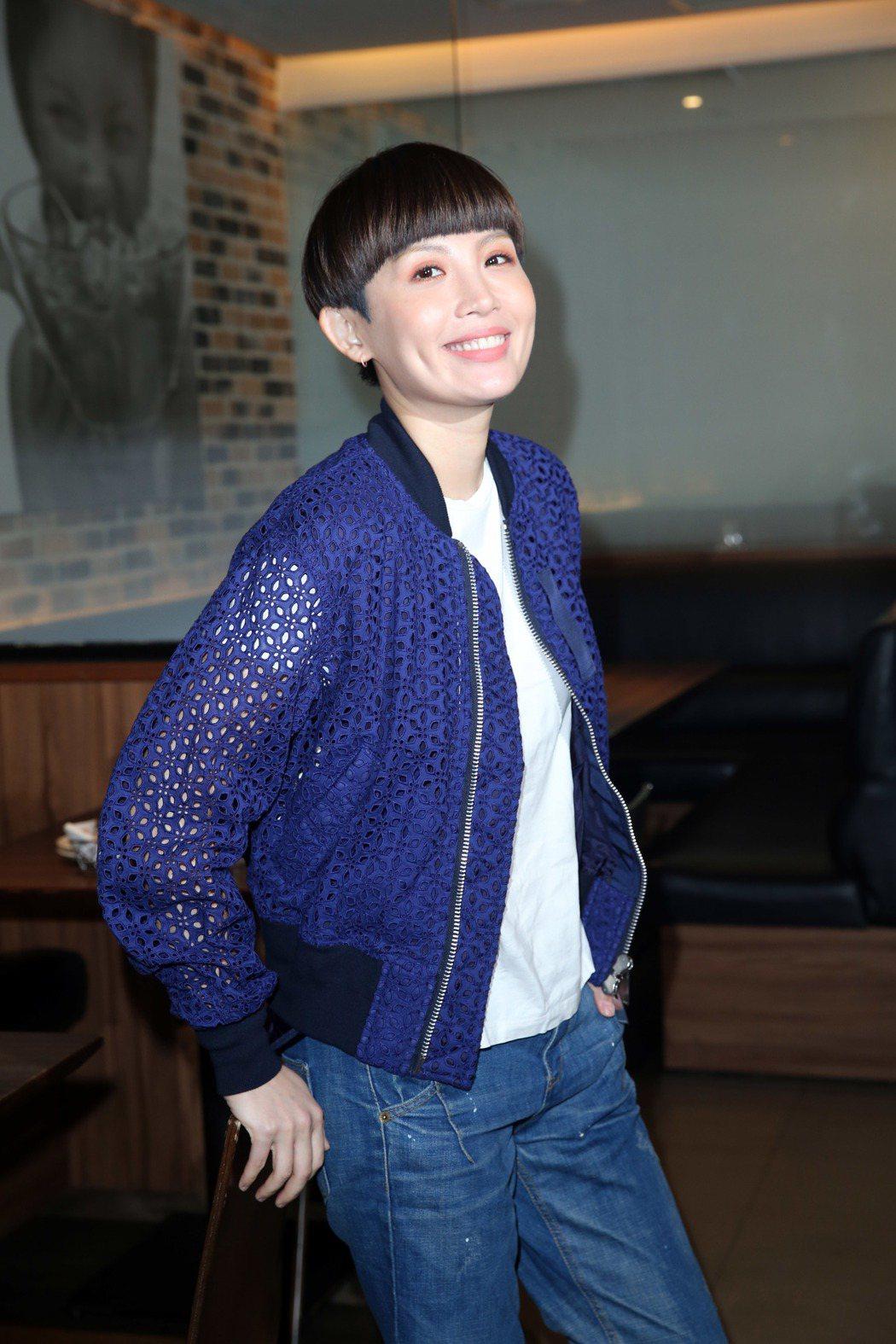 魏如萱。記者陳瑞源/攝影