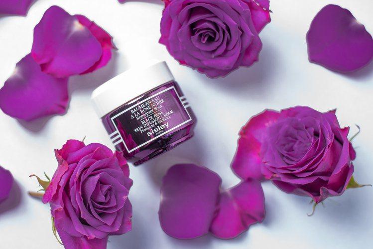 黑玫瑰彈潤水凝霜,50ml,5,800元。圖/Sisley提供