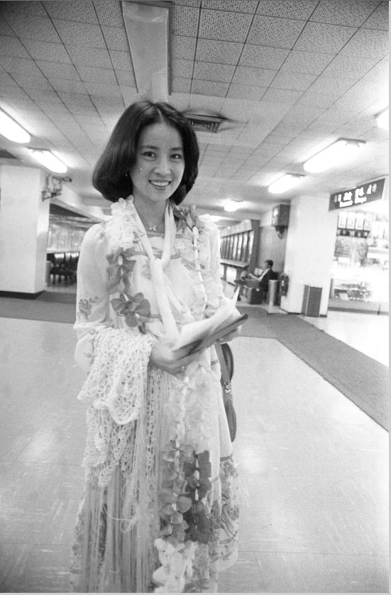 林鳳嬌曾是文藝愛情片天后。圖/報系資料照片