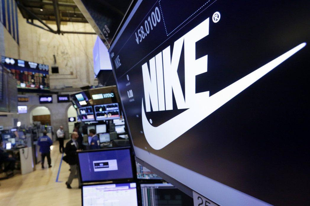 Nike將在全球裁員2%人力。圖/美聯社