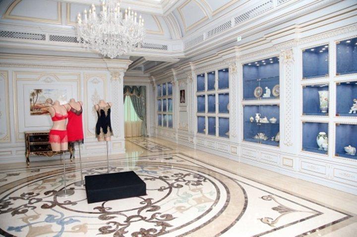 薇妮高級定製在輝煌的國裕博物館進行走秀。圖/記者陳瑞源攝影
