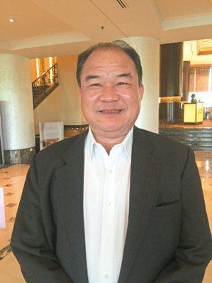 世紀鋼構董事長賴文祥的企業人生,寫下激勵人心的篇章。 記者林政鋒/攝影