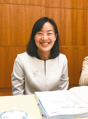 寶成集團執行長蔡佩君。 圖/經濟日報提供