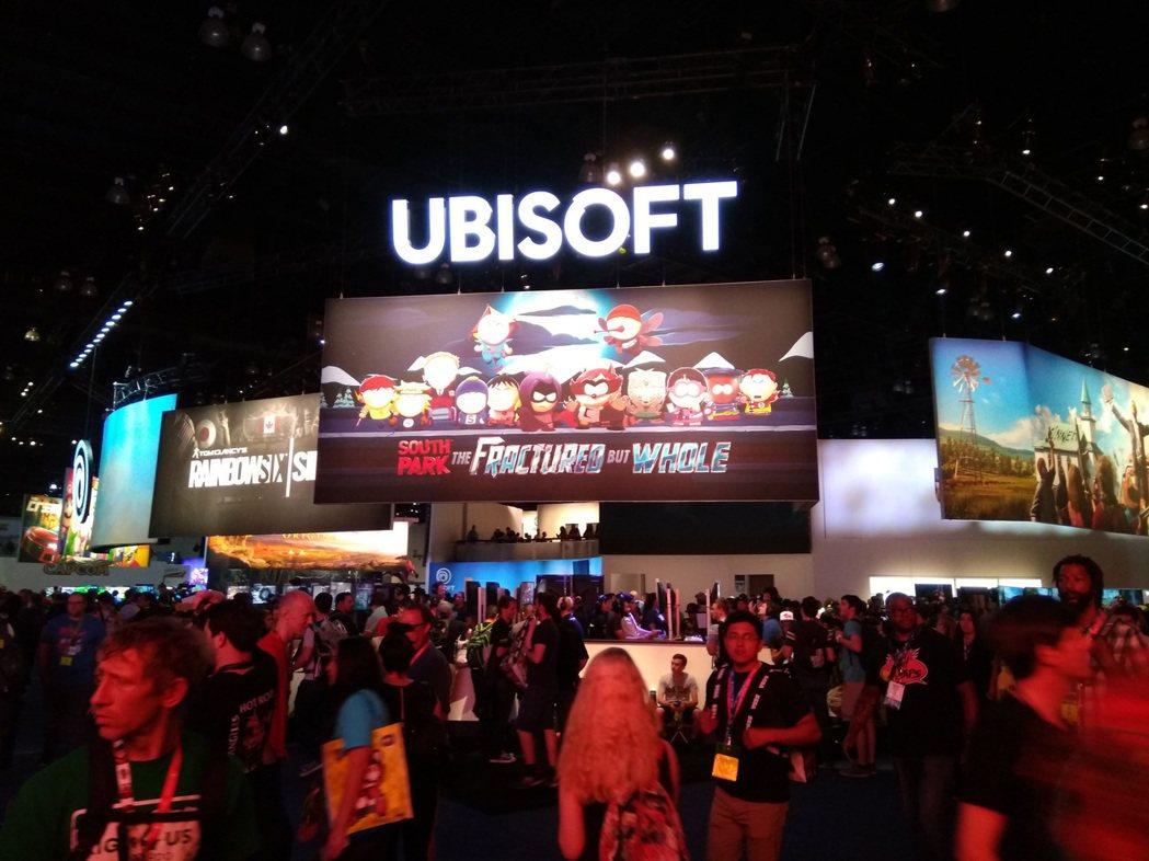 據主辦單位統計,首度開放玩家購票進場的E3大展,2017年吸引6萬8400人共享...