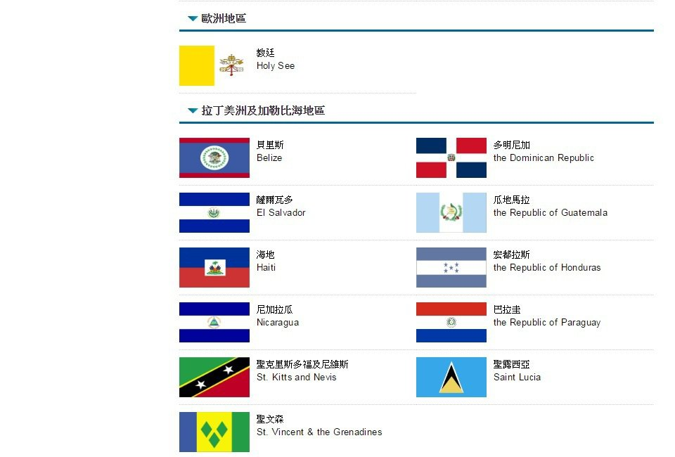 圖片來源/中華民國外交部