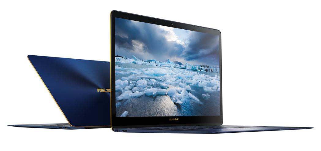 ASUS ZenBook 3 Deluxe。 華碩/提供