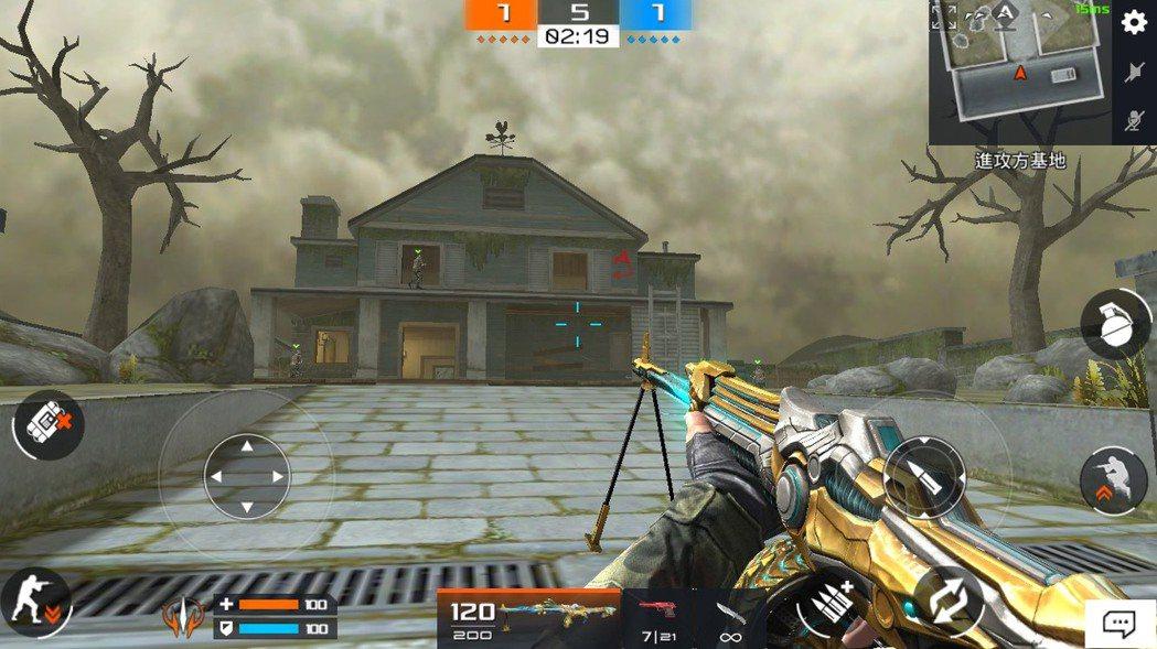 易守難攻的地形,絕對讓玩家心跳加速。