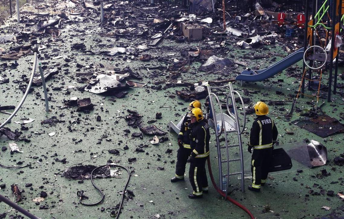 「我從沒看過這樣慘烈的火場景像,太慘、太真實了——希望我再也不用看到第二次。」一...