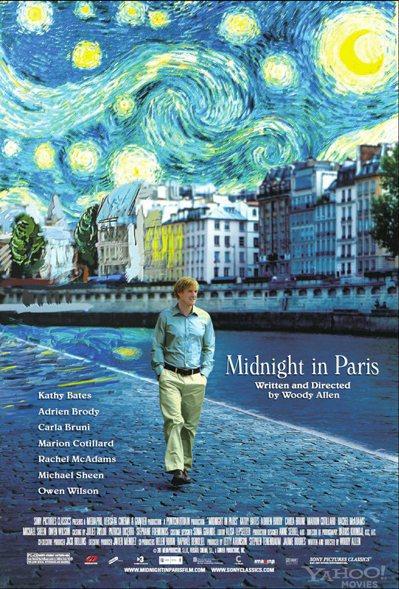 「午夜.巴黎」是伍迪艾倫獻給巴黎的一封情書。 圖/索尼提供