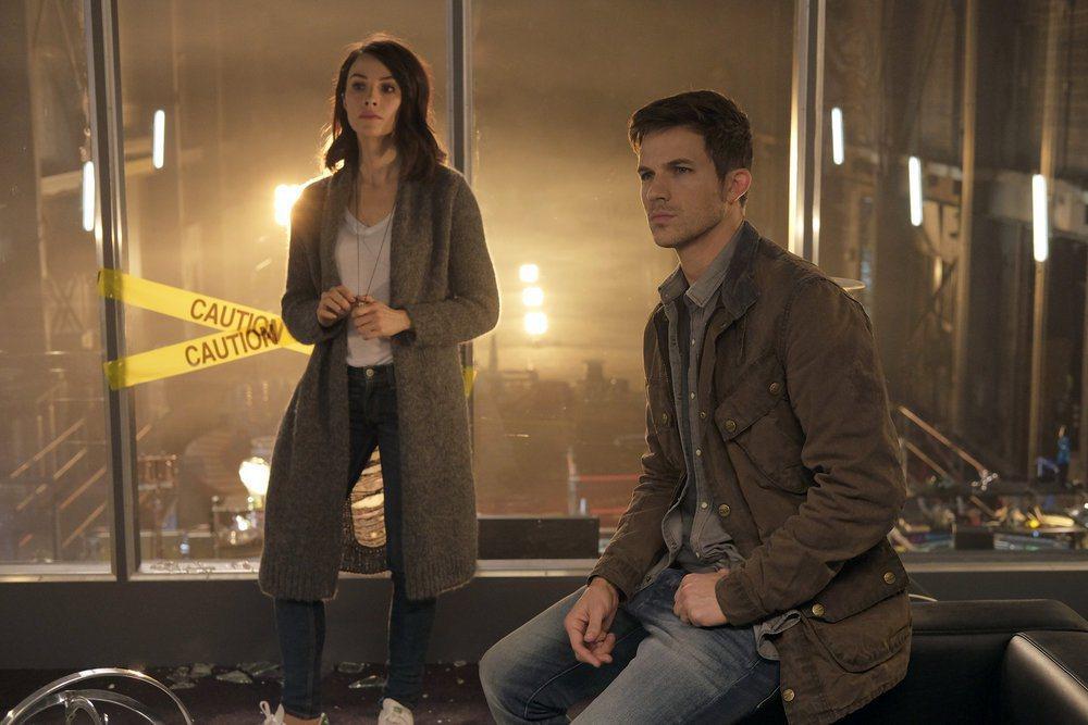 「時空守衛」差點被NBC砍掉。圖/摘自imdb