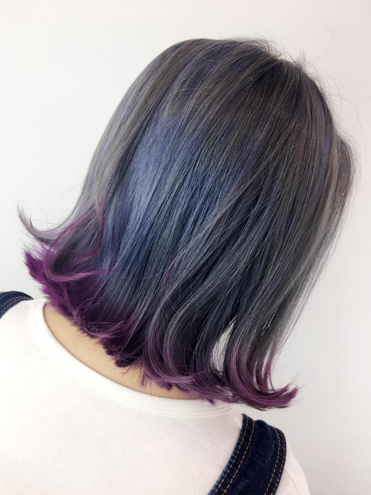 髮型創作/JMS加慕秀Hair Salon 長安店 - Otis Lin。圖/H...