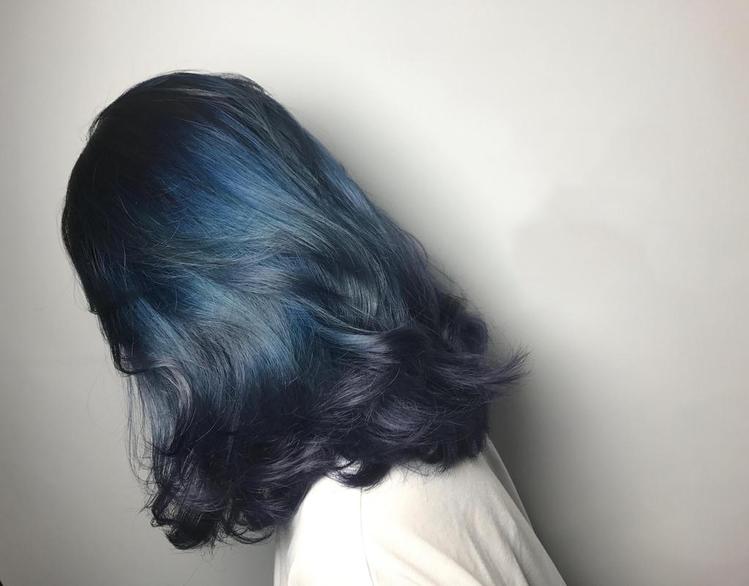髮型創作/Happyhair北屯店 - Iris艾瑞絲《曼萱》。圖/HairMa...